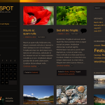 Sunspot WordPress Theme Screen Shot