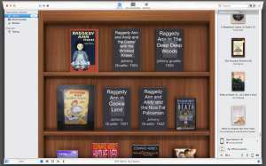 DL3 Bookshelf View