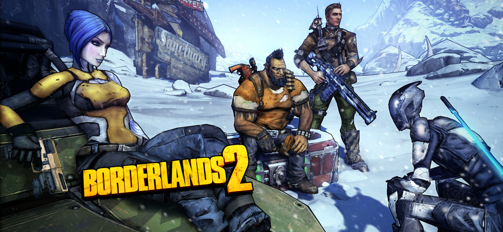 Borderlands 2 by Gearbox Software - Dave Nelson