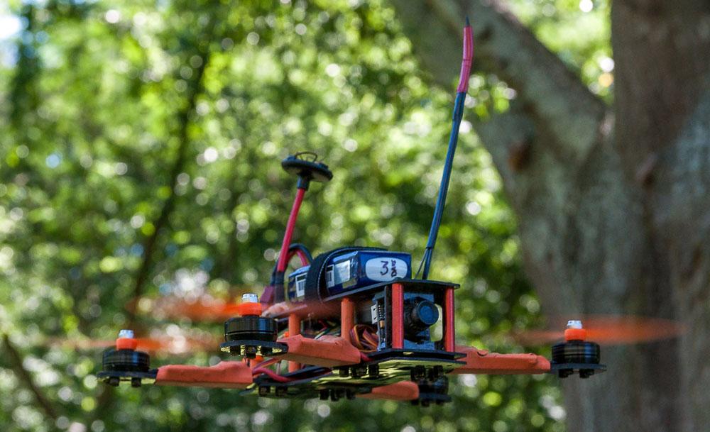 ZMR250 Multirotor Racing Drone