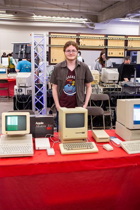 Vintage Apple Computers